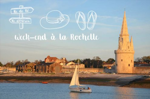 week-end à la Rochelle