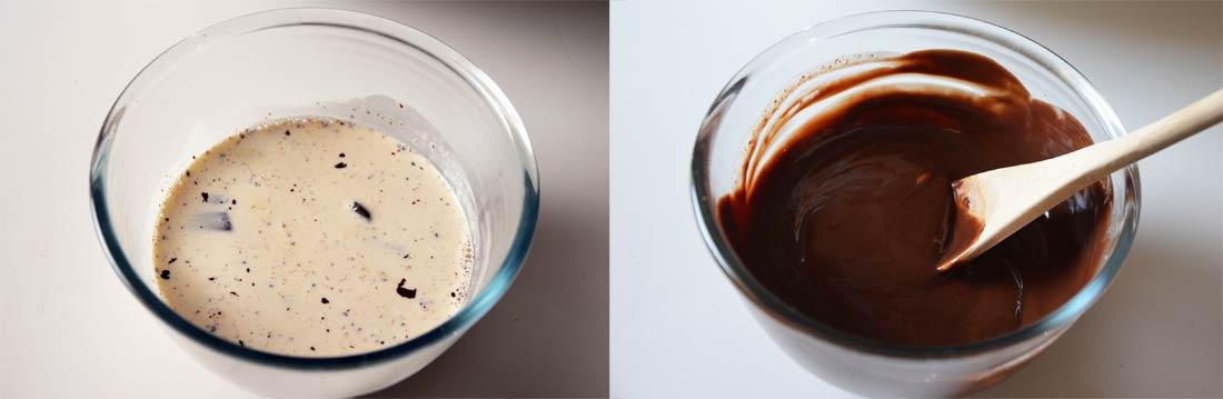 chocolat pour tartelettes