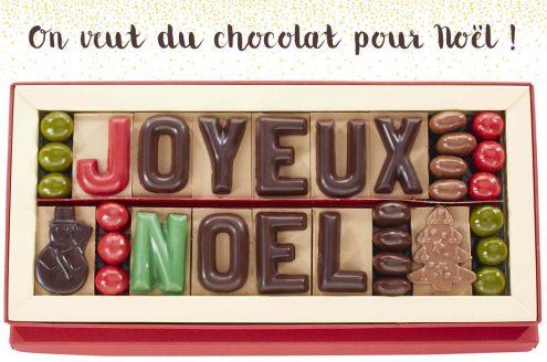 chocolats pour Noël 2015 : Jadis et gourmande