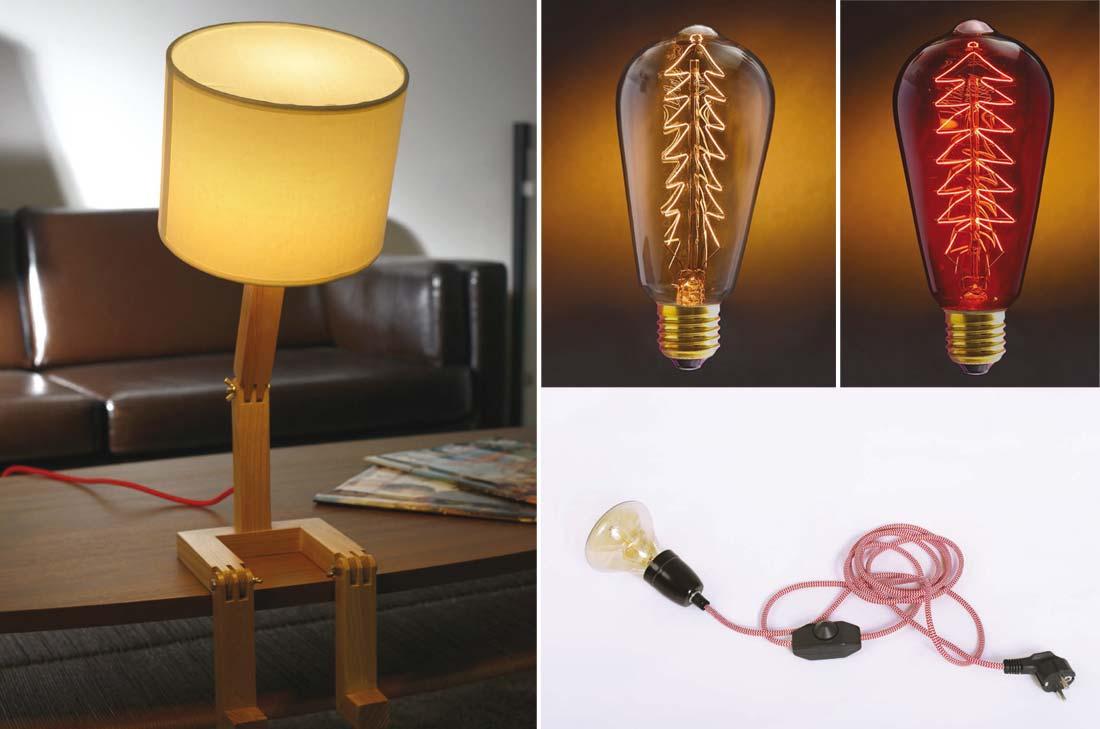 Lampe jurassic light