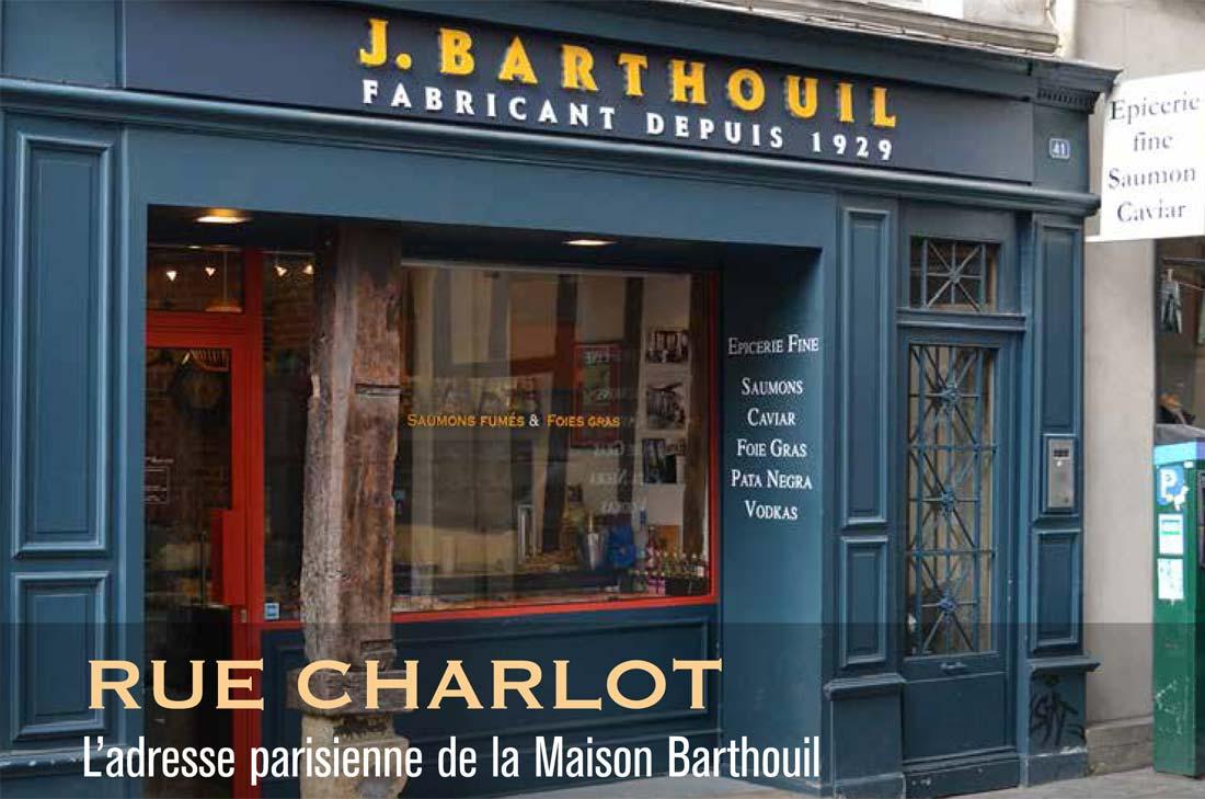 Maison J Barthouil à Paris