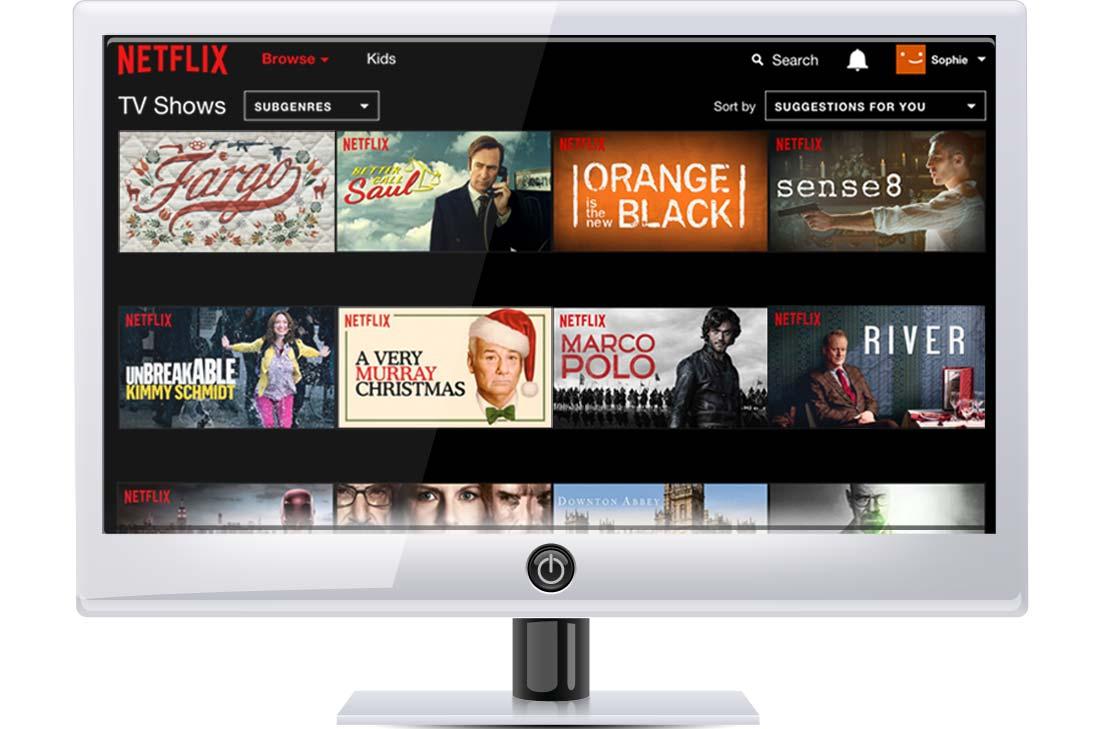 abonnement Netflix