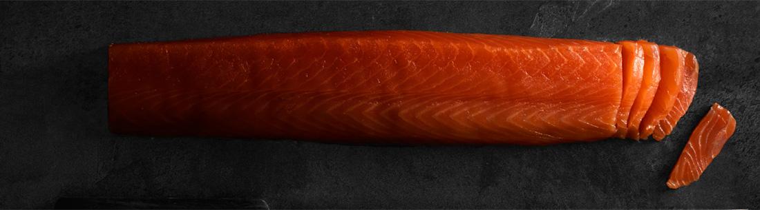 saumon fumé de la maison J.Barthouil