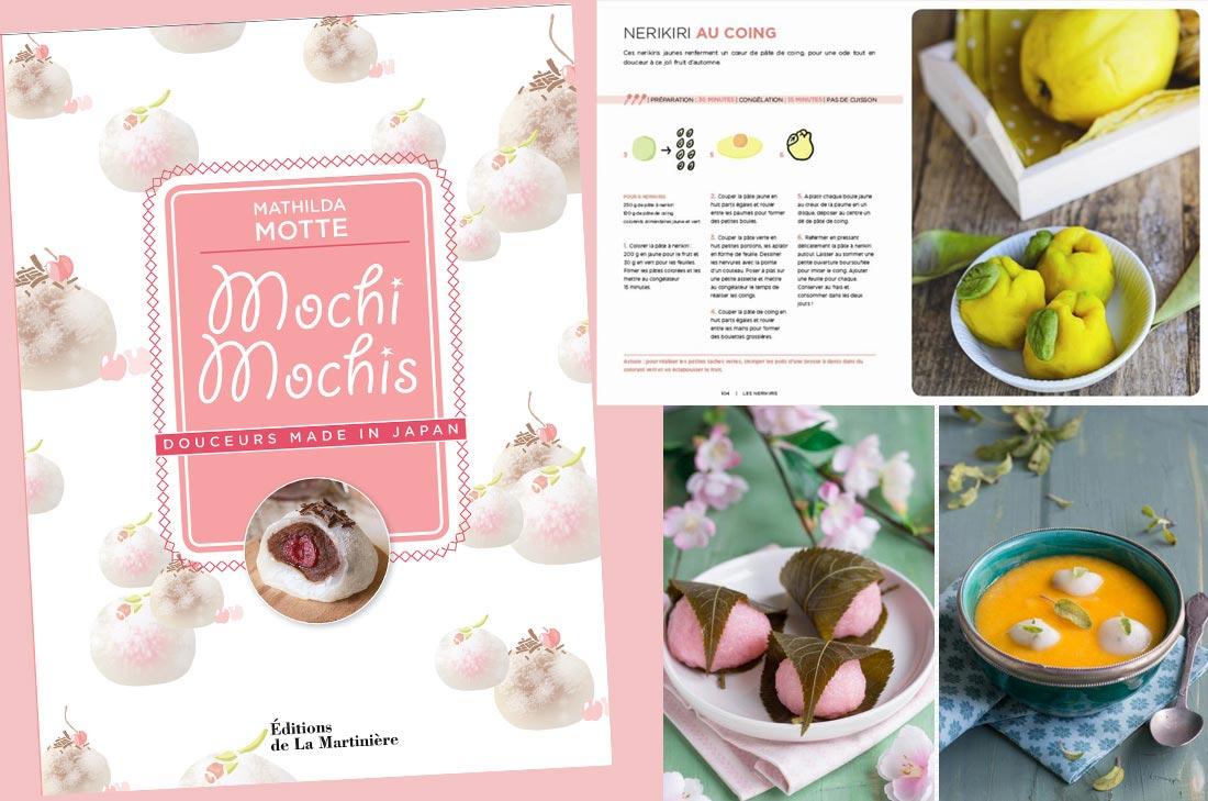 Le livre de Mathilda Motte mochi mochis présente au cinéma Les Fauvettes le 23 janvier