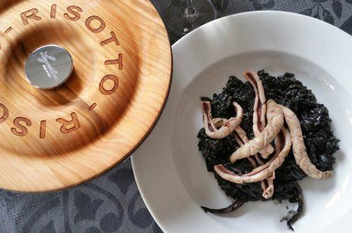 risotto encornets encre de seiche