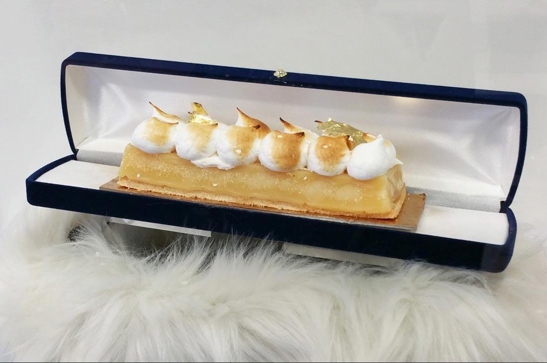 la tarte au citron de Romain Lievre