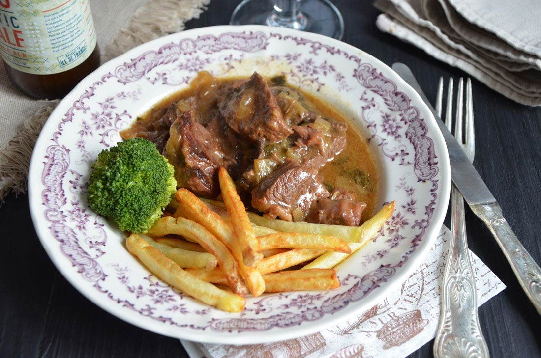 carbonade flamande de Paul Bocuse