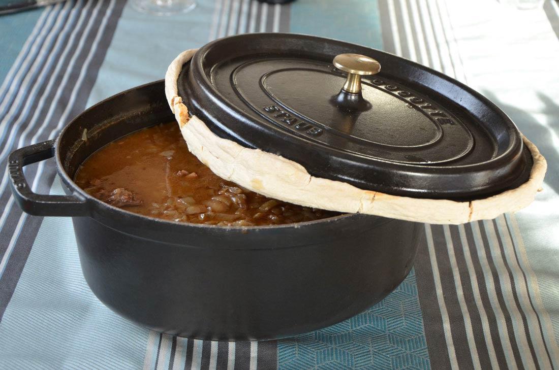 la carbonade flamande, la recette originale de Paul Bocuse