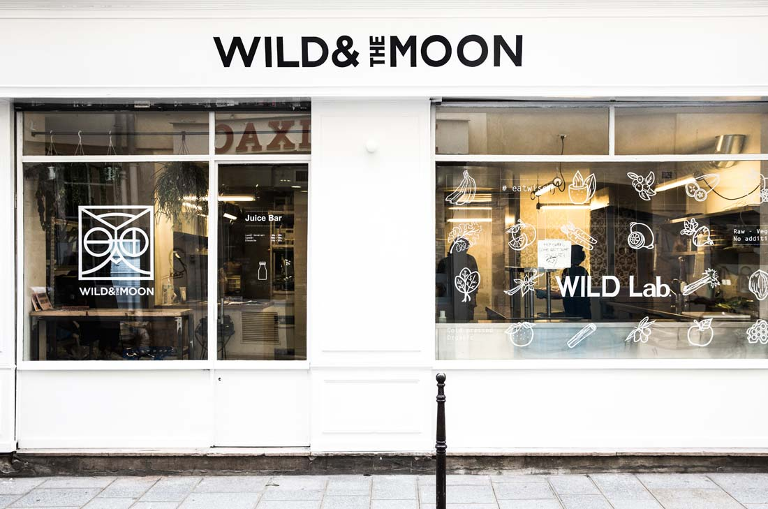 Le Wild lab de Wild and the Moon