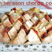 pain hérisson chorizo comté