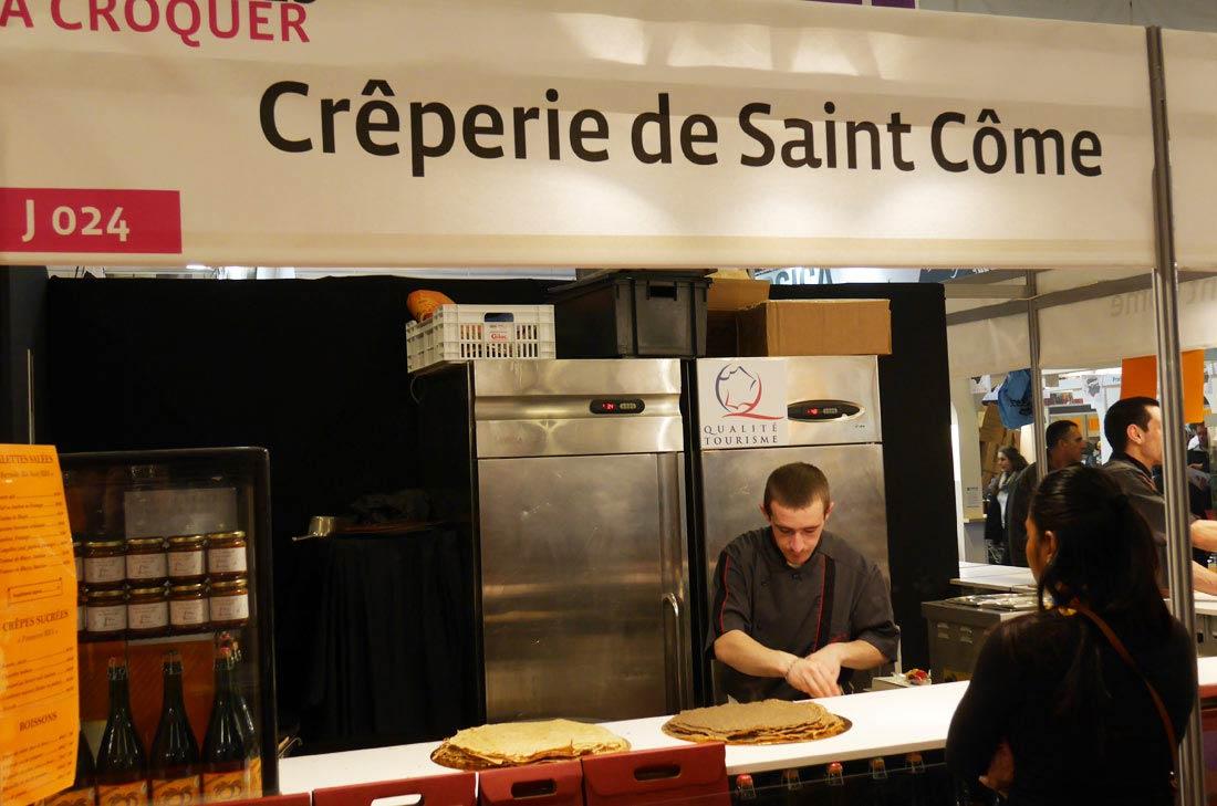 crêperie de Saint-côme