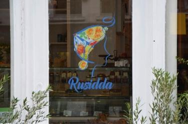 entrée la rusidda