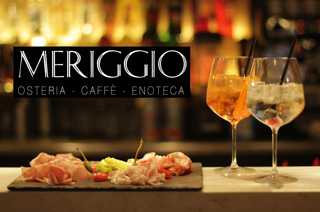 nouveau restautant italien Meriggio à Paris
