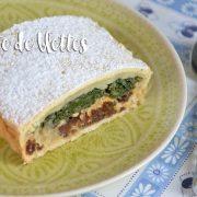 tourte de blettes ou torta de blea