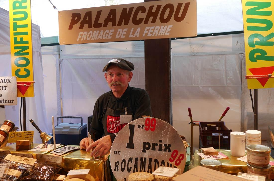 Benoit Lefèvre au Pari Fermier