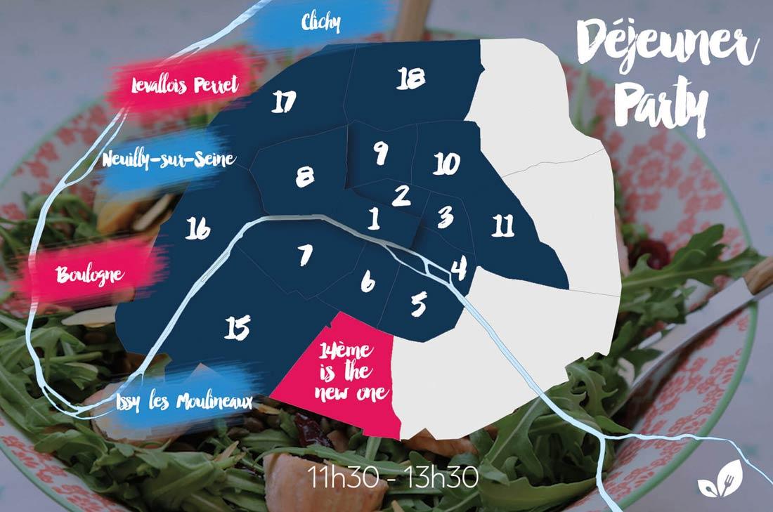 zones de livraison Foodchéri