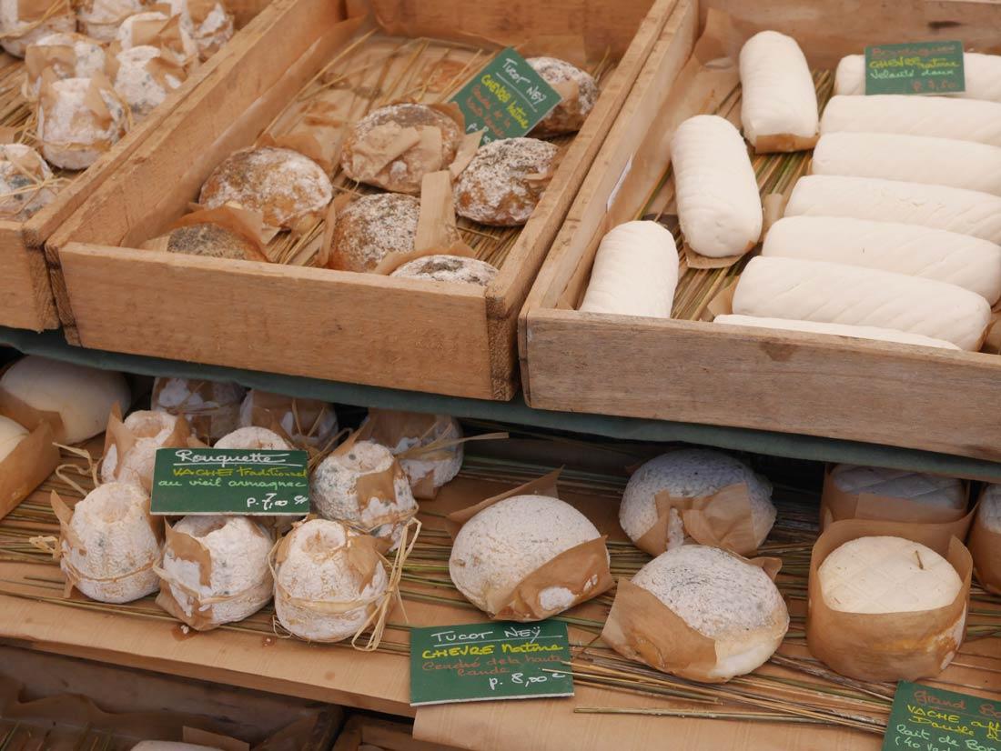 fromages Maraÿn de Bartassac au Pari Fermier