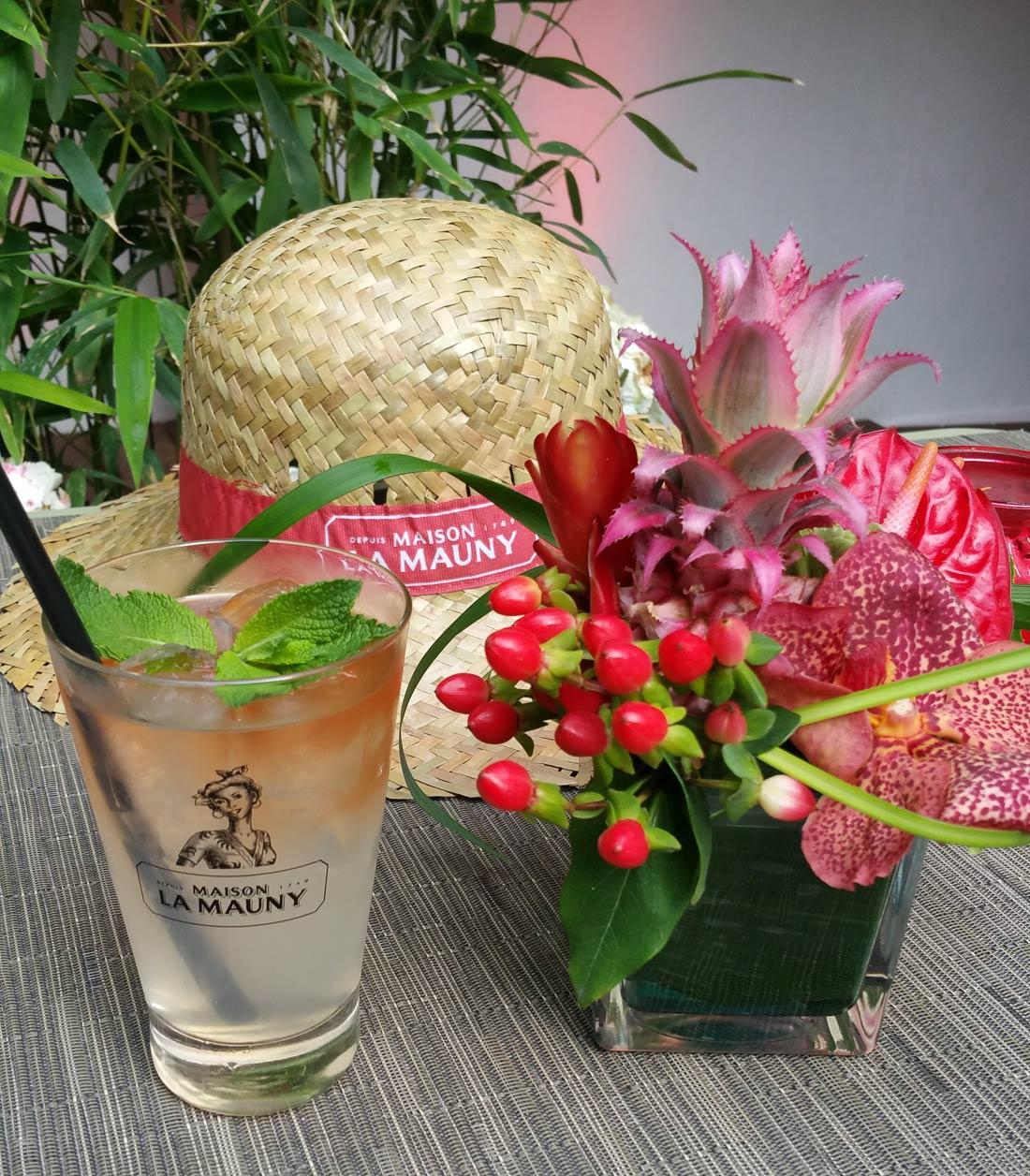 cocktail La Mauny