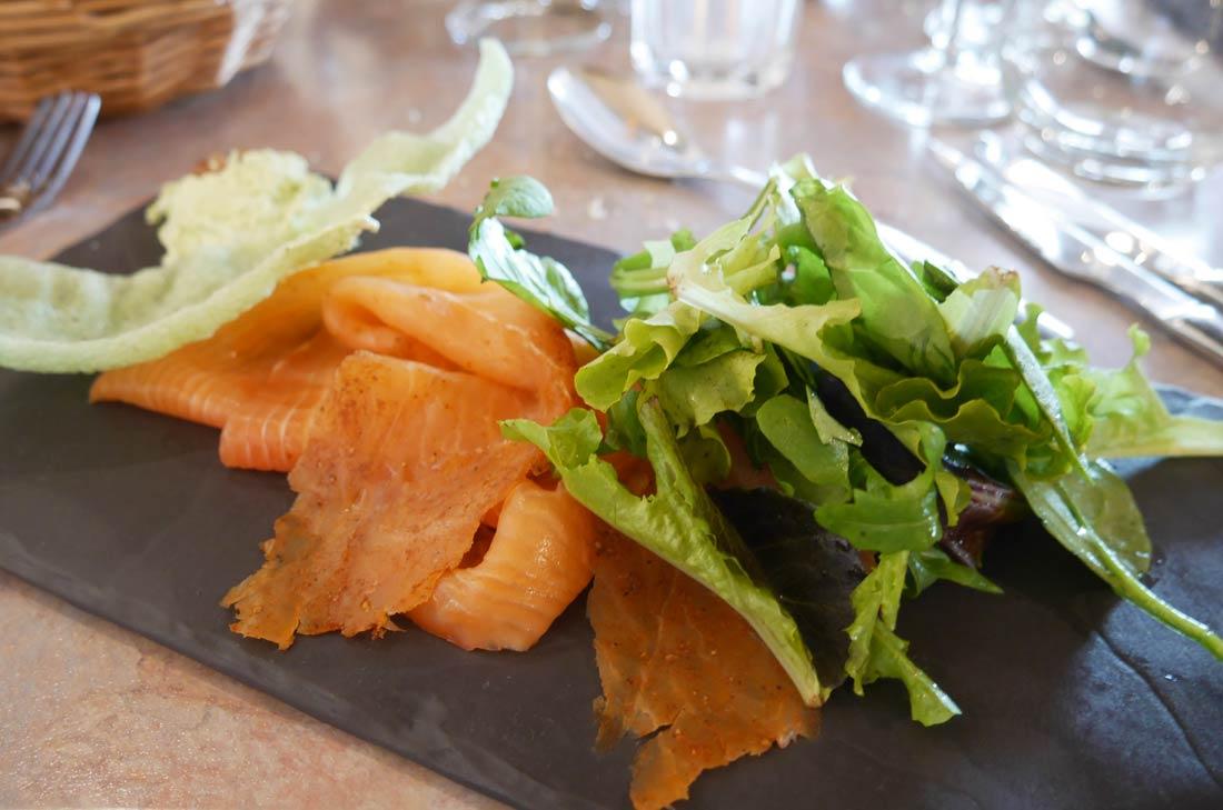 Entrée du restaurant Saveurs du soleil, offre culinaire du Futuroscope