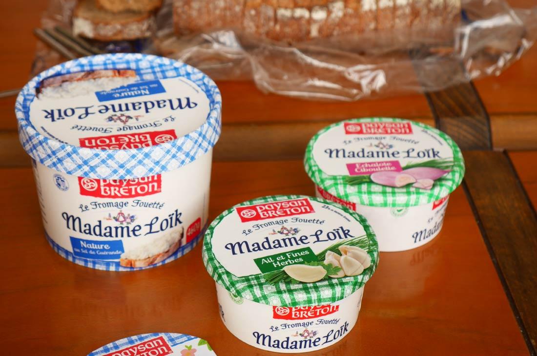 Madame Loïk, le Fromage Frais Fouetté de Paysan Breton