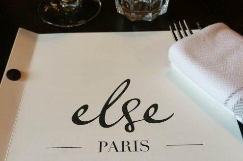 Restaurant Else