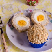 scottish eggs, oeufs écossais ou oeufs surprise