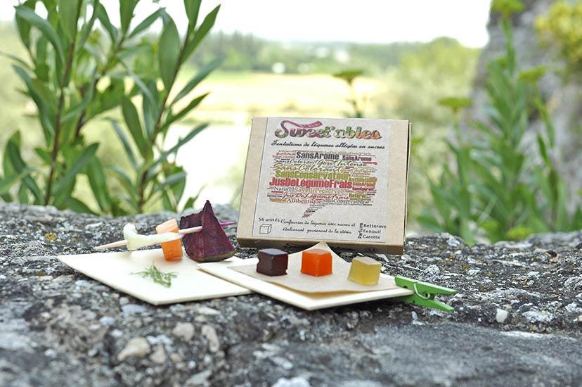 Sweetables présenté à EcoTrophelia