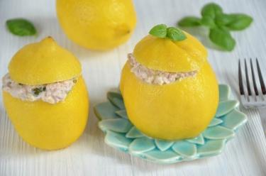 Citron frappé au thon
