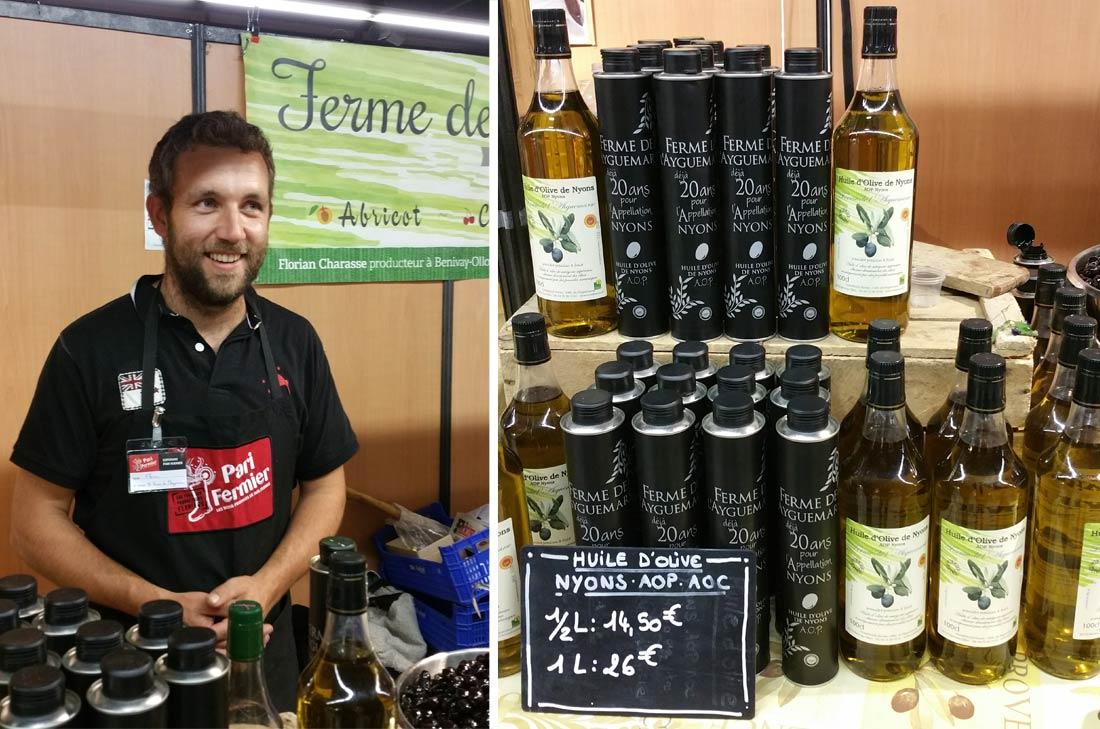 Florian Charrasse au Pari Fermier : La France Gourmande