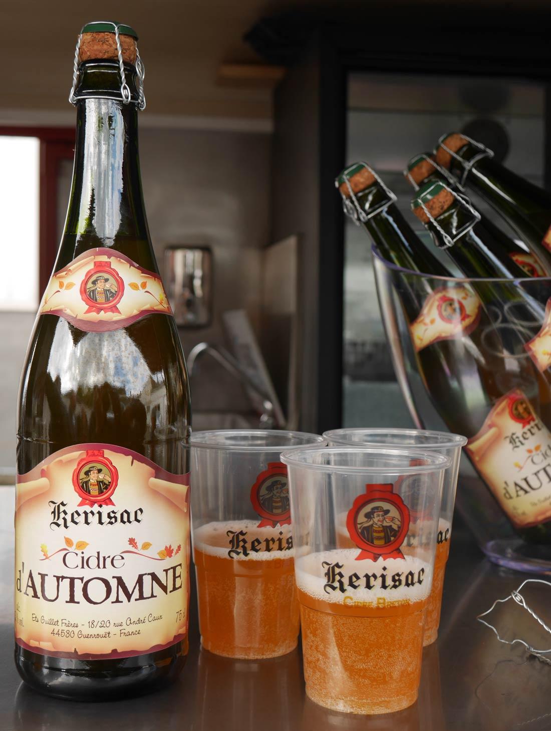 Cidre d'automne Kerisac
