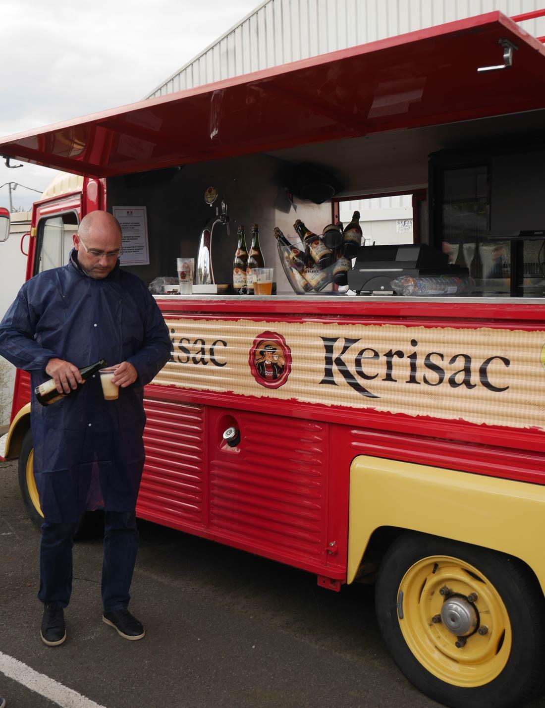 Laurent Guillet patron de Kerisac