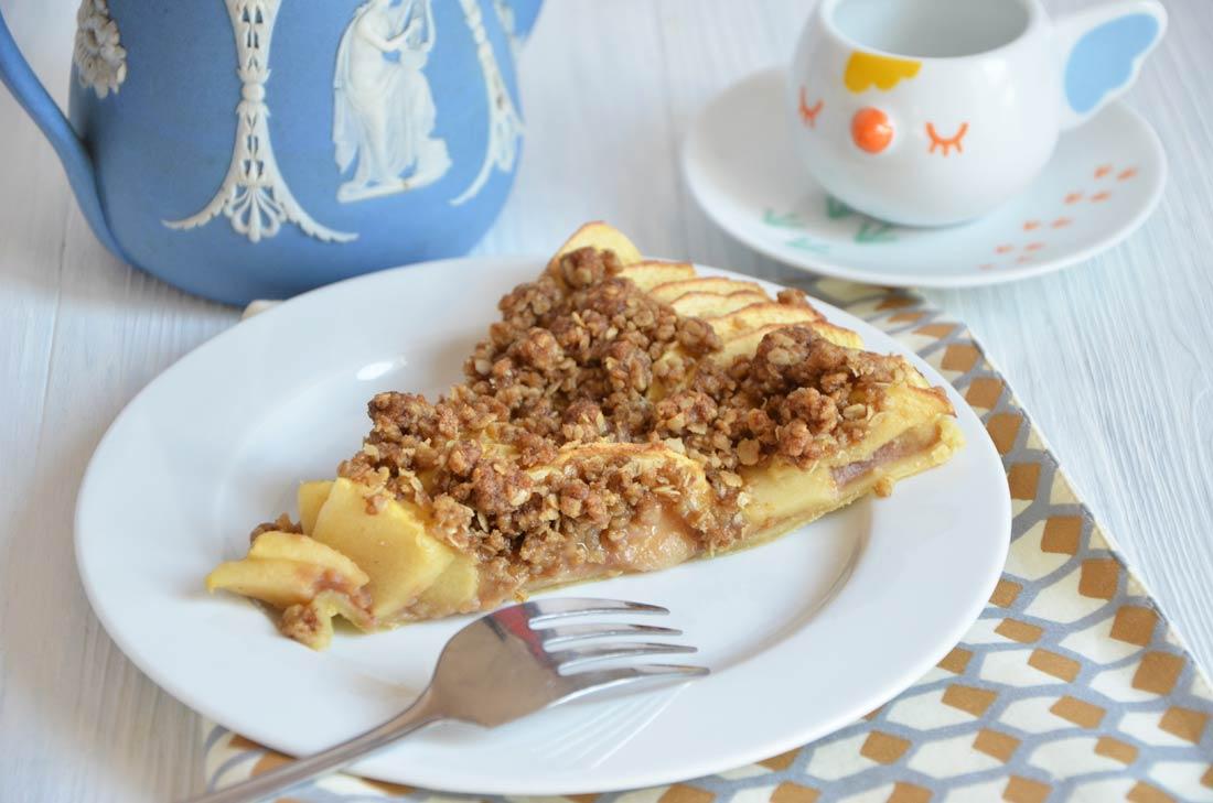 Cake Aux Pommes Et Chataignes