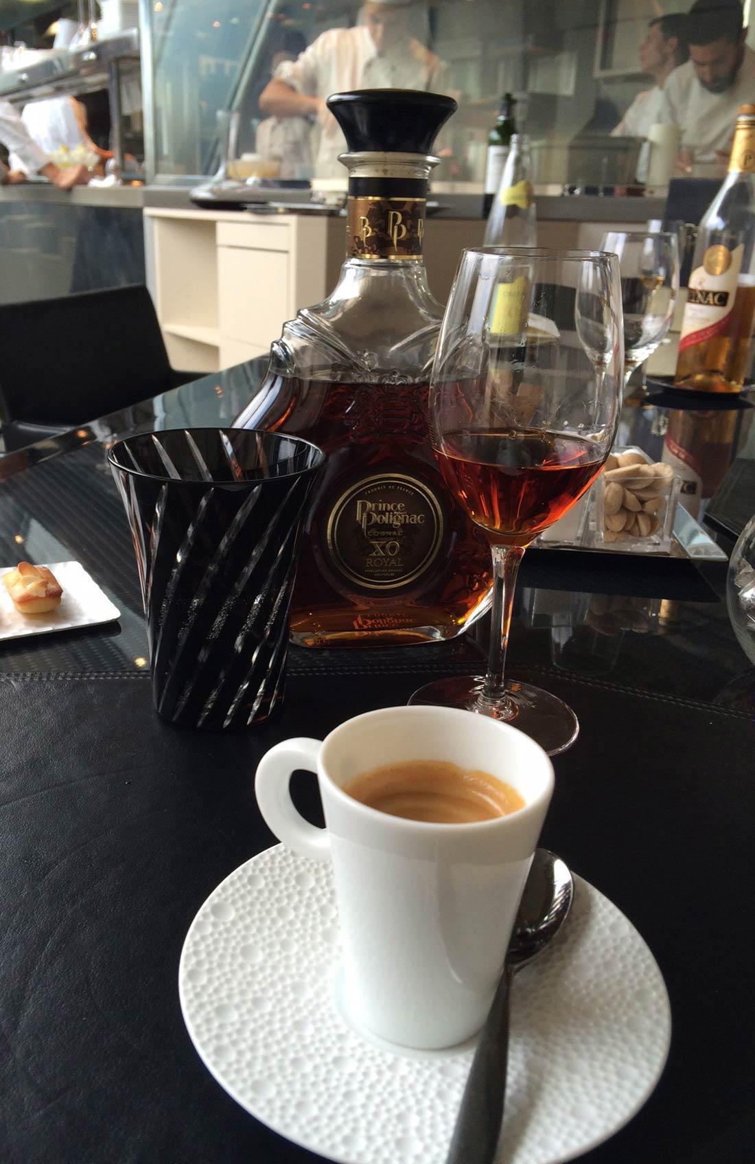 café Prince Hubert de Polignac XO royal