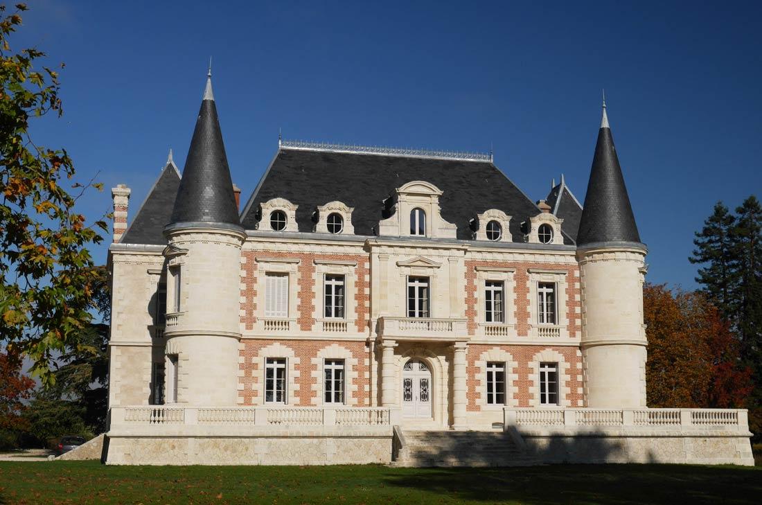 vignes Château Lamothe Bergeron