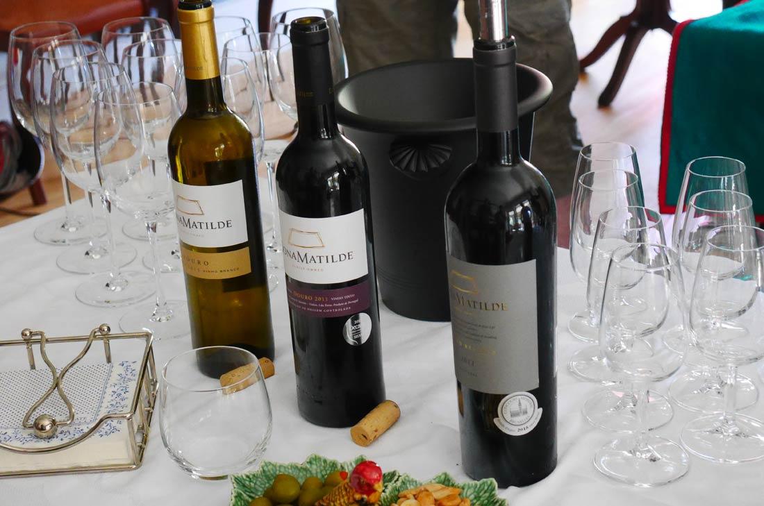 vins de la Quinta Dona Matilde