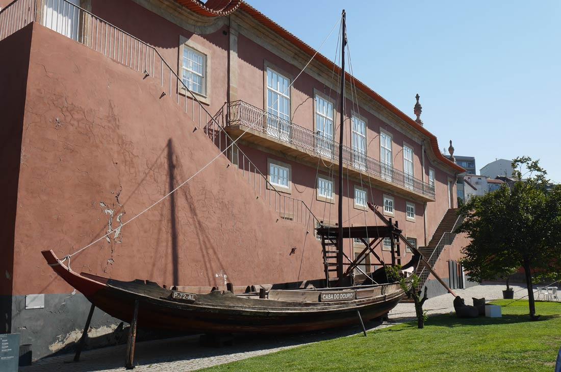 Le Museu do Douro dans la Vallée du Douro