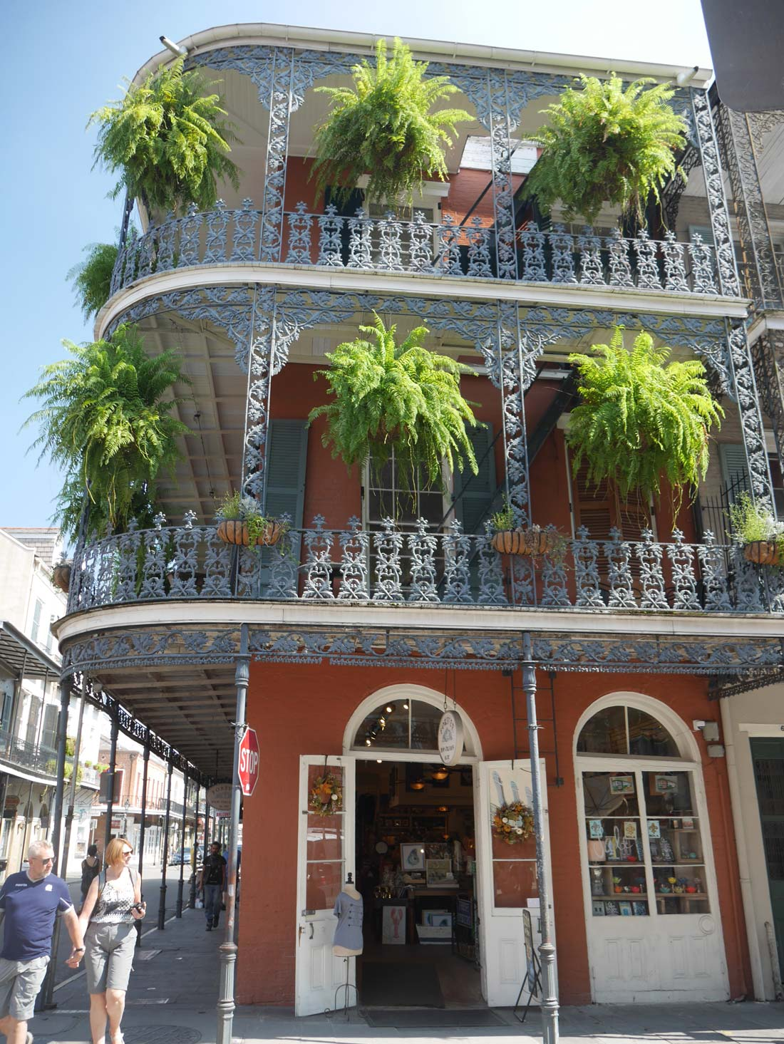 house in New Orleans