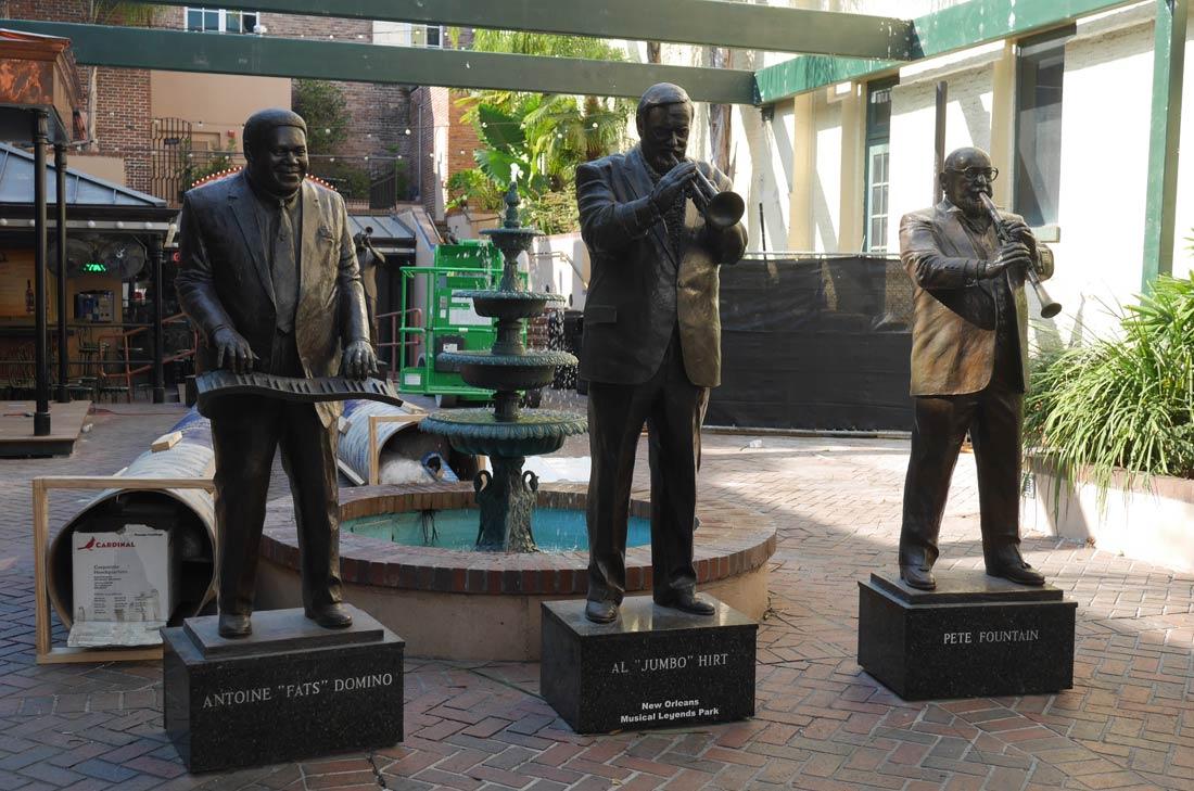Jazz à la Nouvelle Orléans