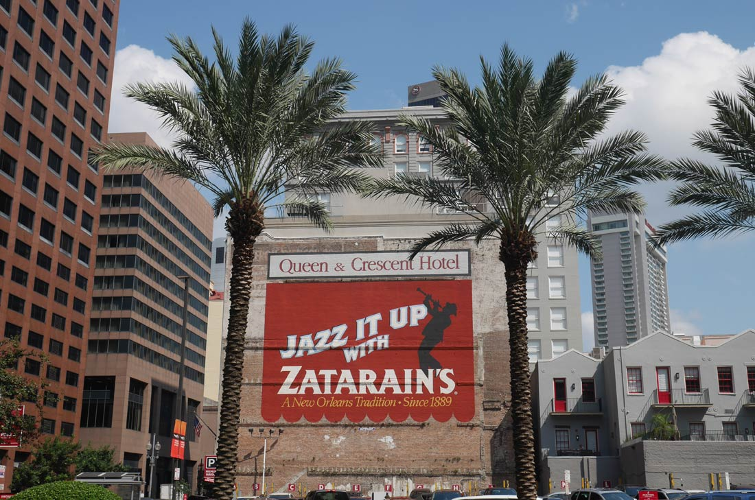 Jazz it up in New Orleans