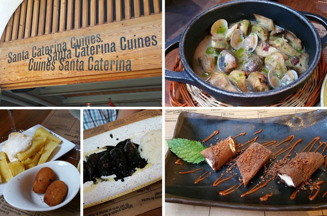 Santa Caterina cuines