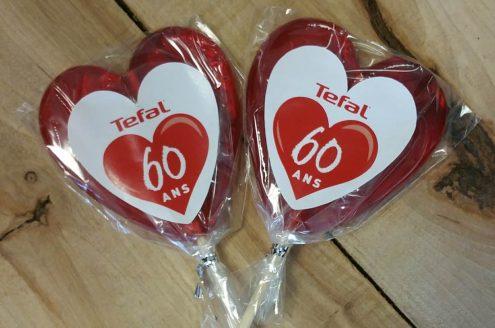 La marque Téfal fête ses 60 ans