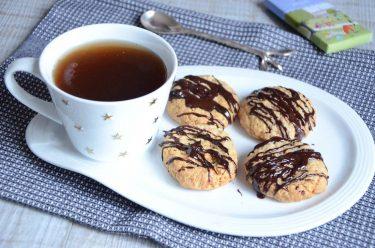 biscuits suédois au chocolat fait maison