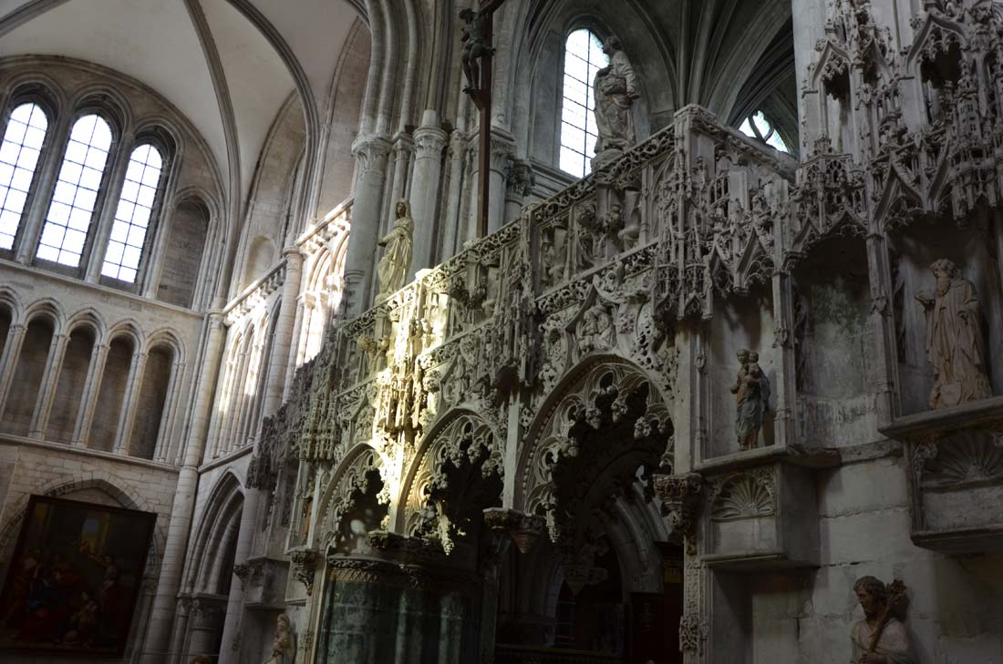 Église Sainte-Madeleine à Troyes