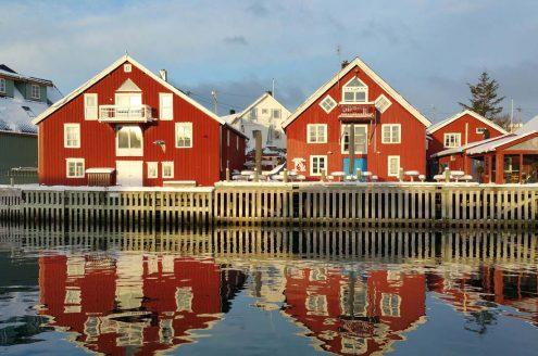 maison des iles Lofoten