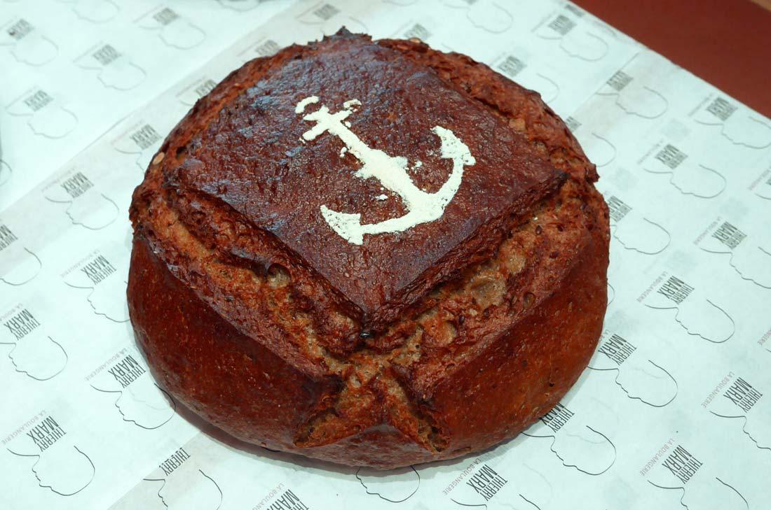 pain marin, le pain embarqué