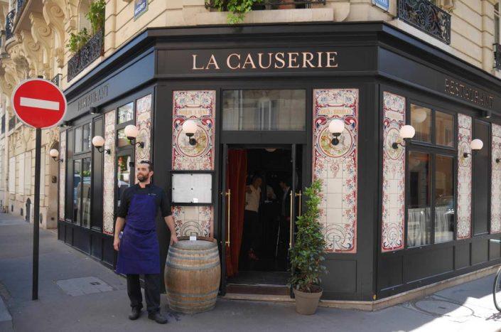Restaurant la causerie