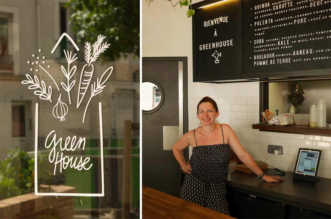 Green House, la nouvelle adresse de Kristin Frederik