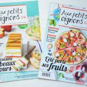 couverture Carrefour Aux Petits Oignons