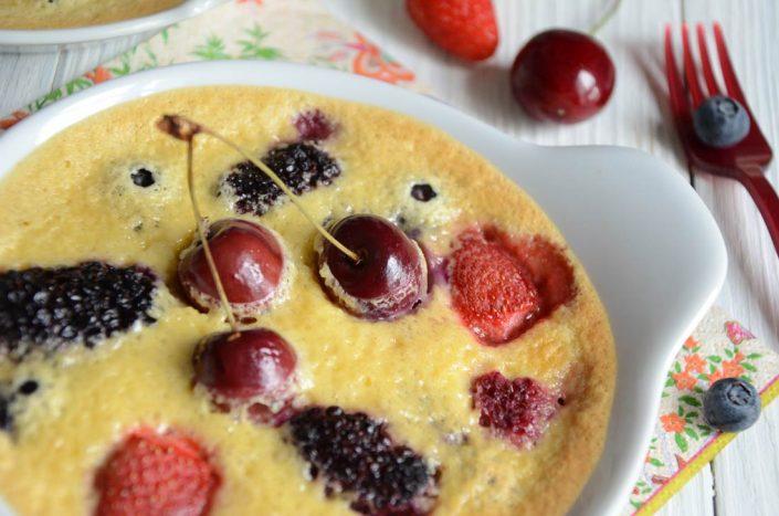 En savoir plus sur les fraises d 39 europe - Gratin de fruits rouges ...