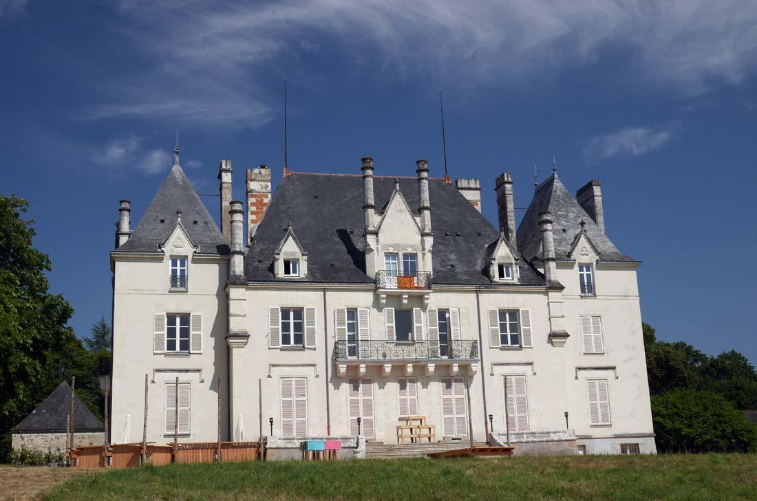 Château de la Frémoire